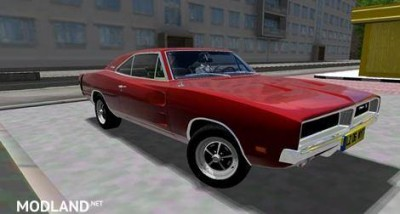 Dodge Charger R-T-SE 1969 [1.3.3], 1 photo